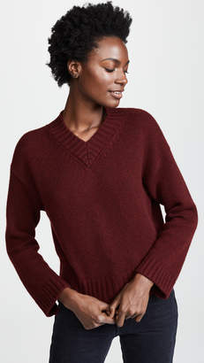 Pringle V Neck Cashmere Sweater