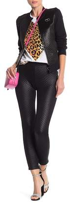 Love Moschino Quilted Crop Pants
