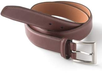 Croft & Barrow Big & Tall Soft Touch Faux-Leather Belt