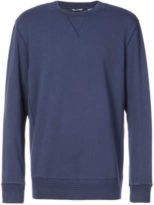 Michael Bastian crew neck longsleeved sweatshirt
