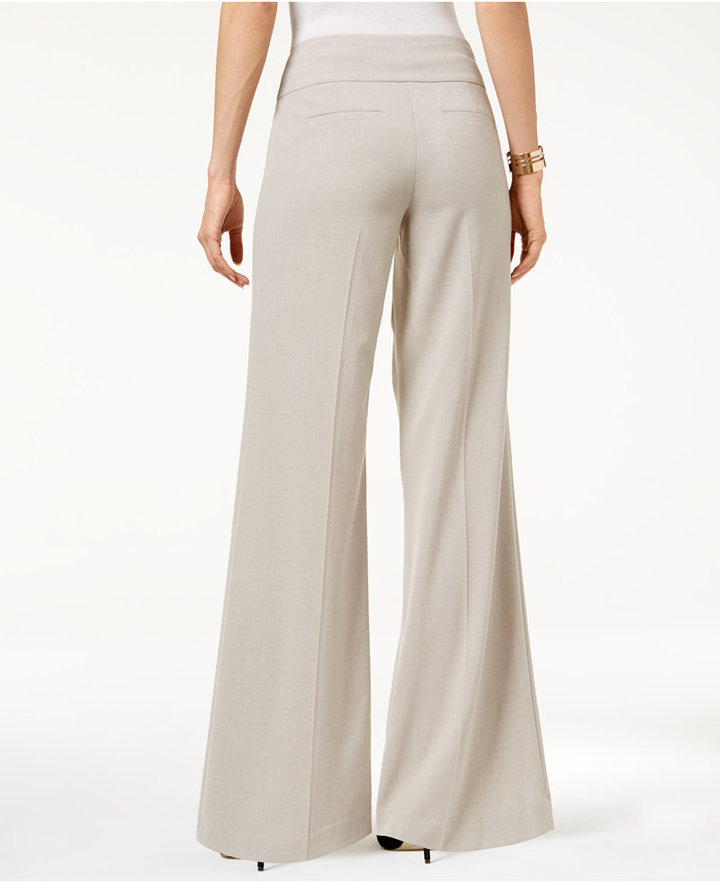 Style & Co Stretch Wide-Leg Pants, Only at Macy's 9