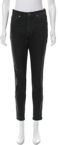 Saint LaurentSaint Laurent High-Rise Skinny Jeans