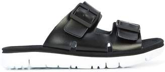 Camper buckled open-toe sandals