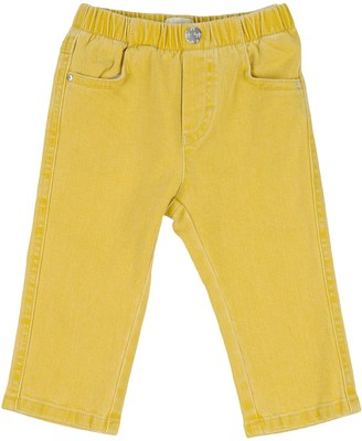 Il Gufo Denim pants - Item 42461648HN