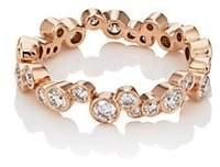 Pamela Love Fine Jewelry Women's Small Paillette Band - Rose