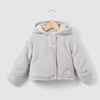 22b72d8dd La Redoute COLLECTIONS Hooded Winter Coat, Birth-3 Years