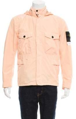 Stone Island David Tela Light-TC Jacket w/ Tags