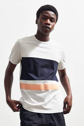 Fred Perry Colorblocked Tee