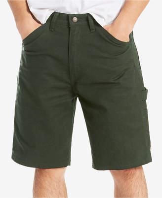 Levi's Men's Loose Fit Stretch Carpenter Shorts