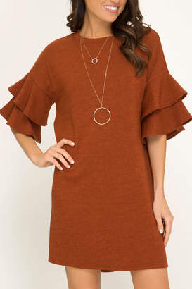 She & Sky The Perfect Knit dress
