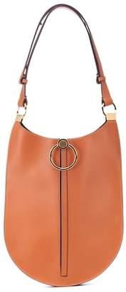 Marni Earring leather shoulder bag