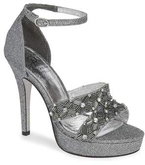 Adrianna Papell Marietta Platform Ankle Strap Sandal