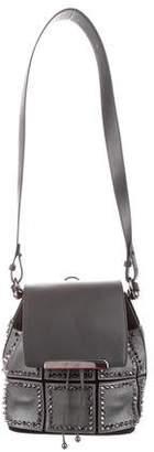 Christian Louboutin Lucky L Convertible Bucket Bag
