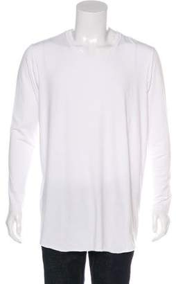 Faded Lifestyle Solid Long Sleeve T-Shirt