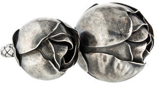 Bottega VenetaBottega Veneta Double Rose Ring