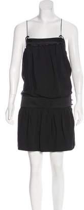 Robert Rodriguez Silk Jacquard Dress