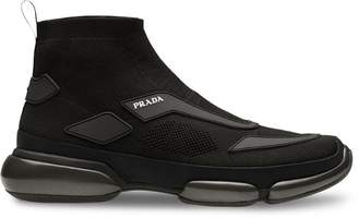 Prada Cloudbust high-top sneakers 015d23bc492d