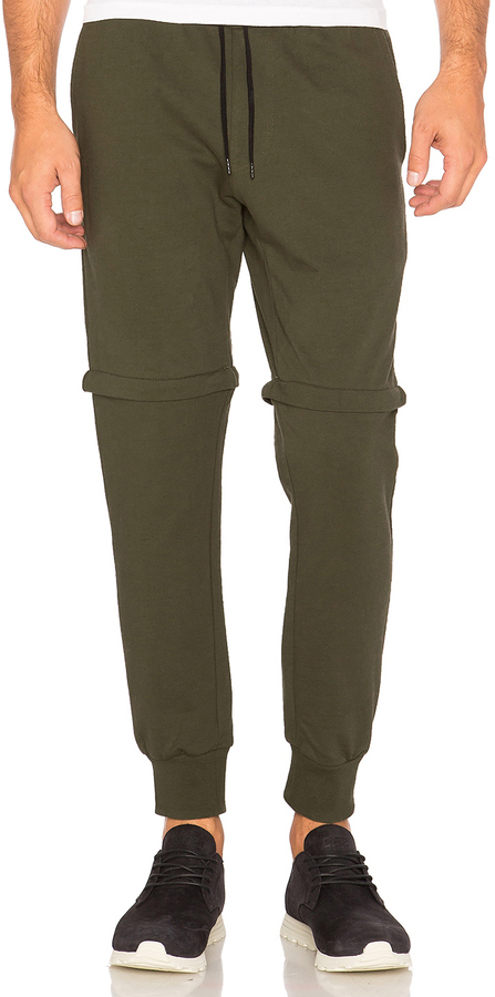 Cahill+ Empire Zip Off Jogger