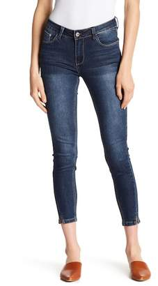 C & C California Forward Mini Vent Skinny Jeans