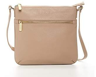 SUSU Leather Crossbody Bags for Woen Sall Crossoveressenger Bag for Travel  Over the Shoulder Purses and 274ac3b72c