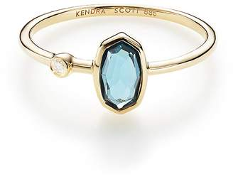 Kendra Scott Chastain Ring in Gold