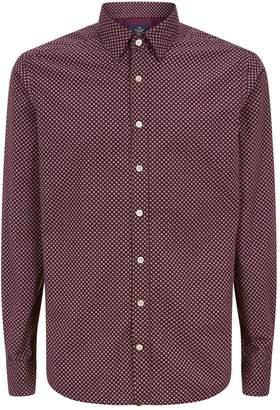 Hackett Paisley Shirt