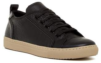 Hip And Bone Croc-Embossed Fly Stepper Sneaker