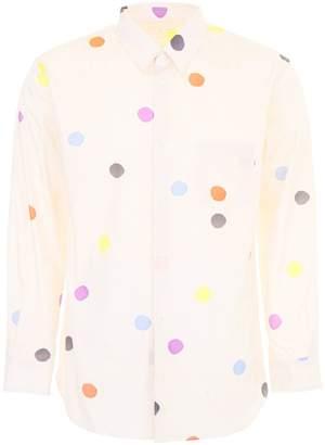Comme des Garcons Unisex Printed Shirt