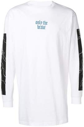 Diesel Only the Brave top