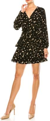 Alythea Floral Print Dress