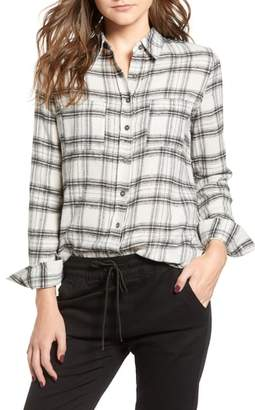 LIRA Birmingham Plaid Shirt