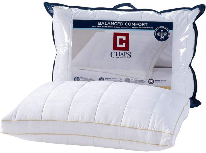 Balanced Comfort Firm Support Pillow
