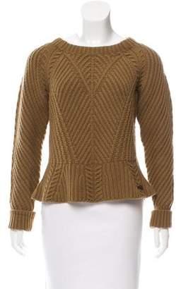 Burberry Heavy Knit Sweater