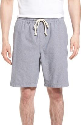 Men's Nordstrom Men's Shop Chambray Shorts $59.50 thestylecure.com