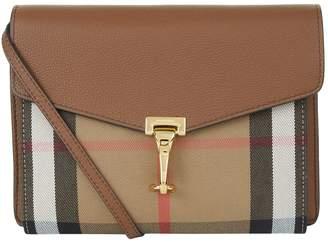 Burberry Small Check Cross Body Bag