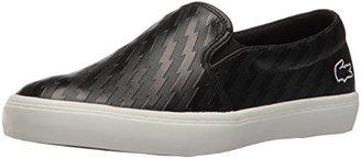 Lacoste Women's Gazon W 416 2 Caw Fashion Sneaker $48.49 thestylecure.com