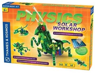 Boy's Thames & Kosmos 'Physics Solar Workshop V2.0' Experiment Kit