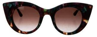 Thierry Lasry Cat-Eye Gradient Sunglasses