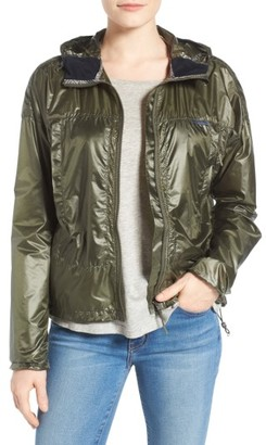 Women's Canada Goose Wabasca Hooded Jacket $350 thestylecure.com