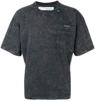 Off-White short-sleeve T-shirt