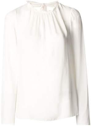 See by Chloe ruffle trim blouse
