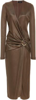 Cushnie et Ochs Sahara Wrap Dress