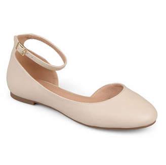 Journee Collection Womens Astley Slip-On Shoe Round Toe-Wide Width