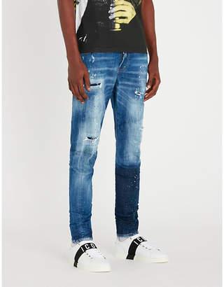 DSQUARED2 Sexy Twist slim-fit straight jeans