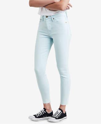Levi's Skinny Wedgie Jeans