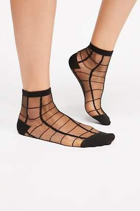 Me Moi Memoi Linear Sheer Anklet