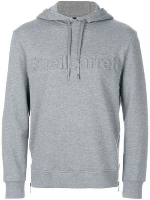Neil Barrett tlogo hoodie