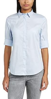 Benetton Women's Basic Long Sleeve Shirt