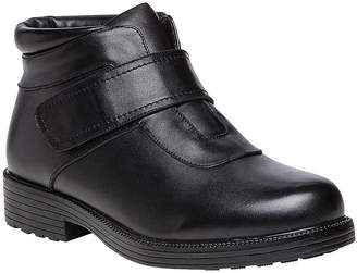 Propet Mens Tyler Waterproof Winter Hook and Loop Boots