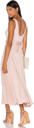 Zimmermann Chroma Slinky Maxi Dress $420 thestylecure.com